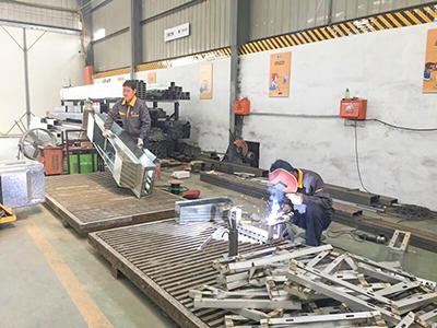 生产施工团队3