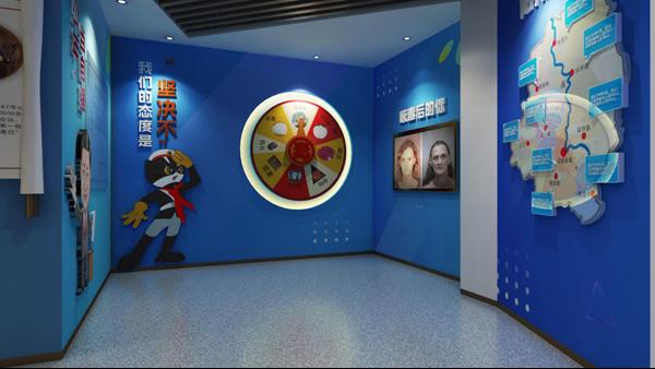 阳朔中学文化墙